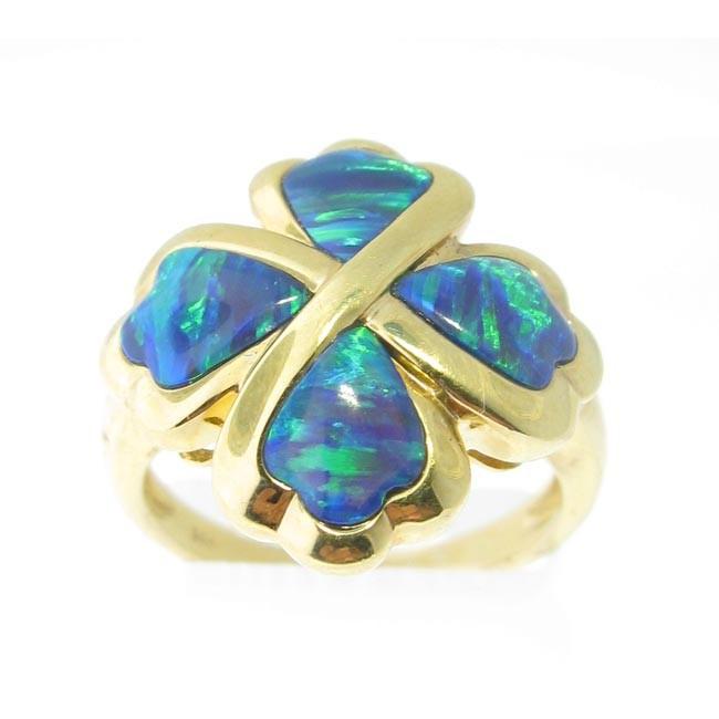 Gilson Opal Ring