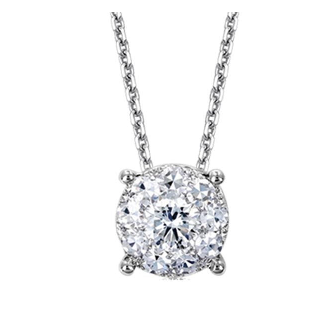 Diamon d Necklace