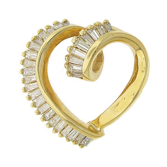 Diamond Herat Pendant