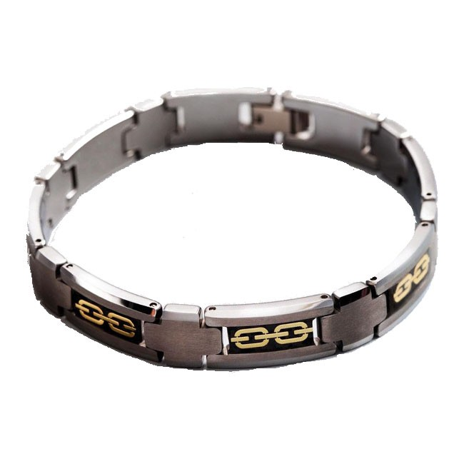 Men's Tungsten Bracelet