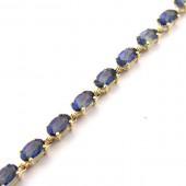 Neptune Topaz Bracelet