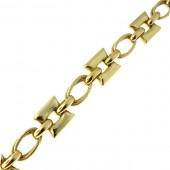 Fancy Gold Bracelet